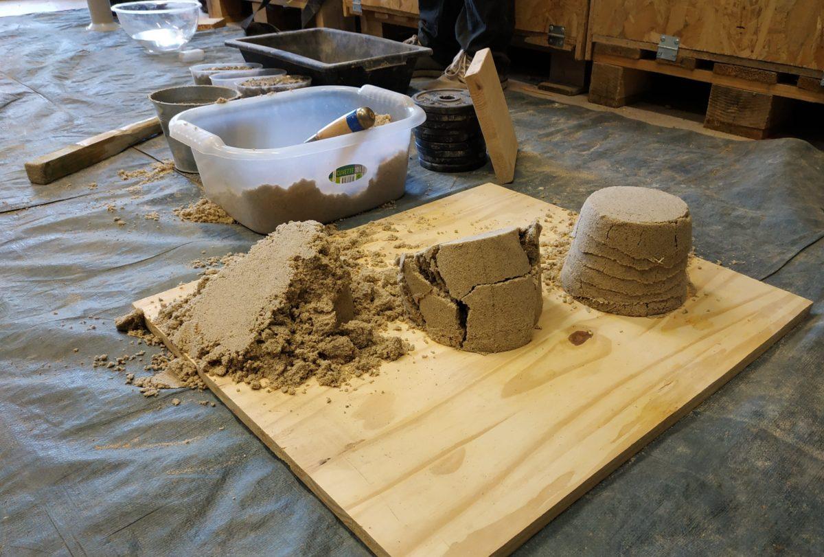 """Formation SCOP Ecozimut """"Construire en terre crue"""""""