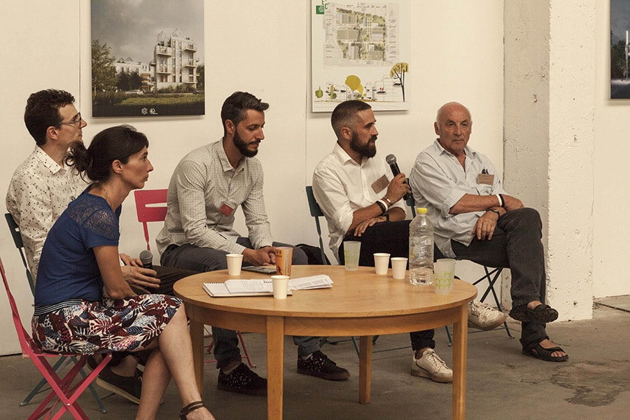 © Sébastien Frede - Soirée Innovation SCOP Ecozimut et C+2B aux halles de la cartoucherie à Toulouse