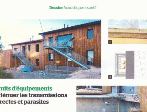 Le Moniteur publie un article sur le projet d'habitat participatif Mas Coop à Beaumont-sur-Lèze