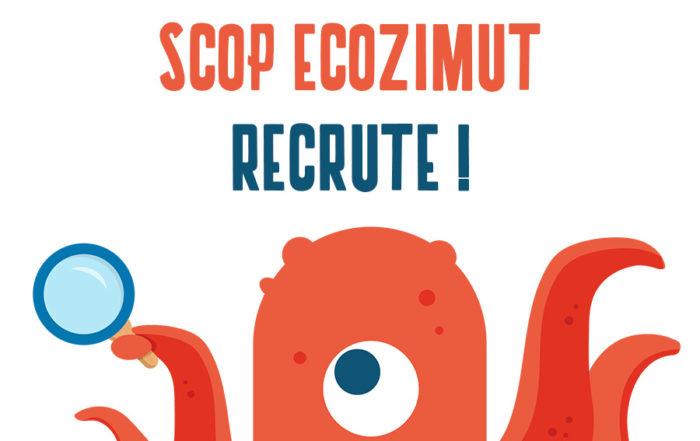 SCOP Ecozimut recrute