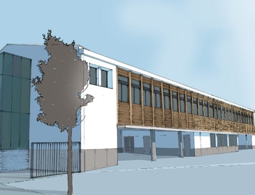 Conception Salle Des Fetes Villeneuve Les Bouloc Scop Ecozimut